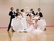 アメリカンスタイル社交ダンス