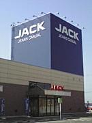 JACKファッション