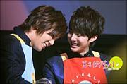 SS501★ジョンミン&マンネ
