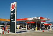 山本石油のスタンド