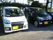 DAIHATSU MOVE  L175・L185