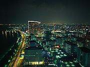 福岡で夜景を写す★