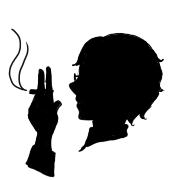 煙草嫌。でも吸ってる人が好き。