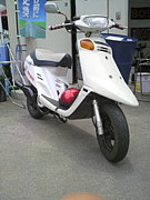 ヤマハチャンプ50/RS/CX/80