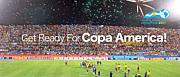コパアメリカ2015 南米選手権