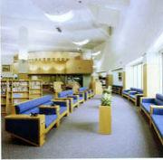 恵庭市立図書館