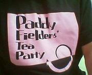 Paddy Fielders' Tea Party