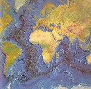 大陸移動説
