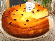 ★チーズケーキはベイクド派★