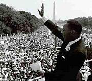 キング牧師 Martin Luther King