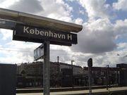 コペンハーゲンのお店