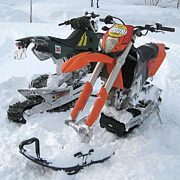 Ex_Ass/Snow Bike