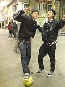 長崎蹴会(nagasaki jam)