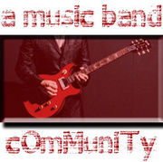 A MUSIC BAND community