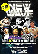 NEW WAVE@CLUB TAKATSUKI BIRD