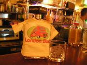 e-Cafe LONDON BUS