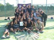 ☆★山梨大学ソフトテニス部★☆