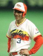 日本ハム・白井一幸ヘッドコーチ