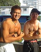 トミーの筋肉応援団