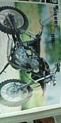 SR400盆地ライダー