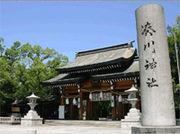 やっぱり湊川神社♡
