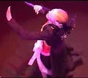 KEIKOの変な踊り