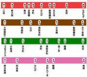 大阪市営地下鉄に急行を!