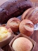 パンのある暮らし。