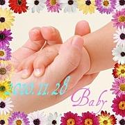 ☆*2010年11月28日Baby*☆