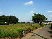 武蔵野を自転車で駈ける!