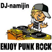 Dj namijinの[ENJOY PUNK ROCK]
