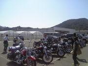 車とバイクのプチドライブin福岡