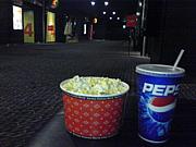 一人で映画館に行こう!