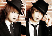 †ヴィジュアル系×スーツ†