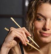 箸の持ち方が綺麗な人は美しい