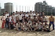 東豊中高校ラグビー部