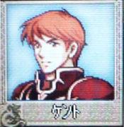 真紅の盾 ケント
