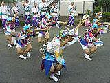 阿波踊り☆自衛隊系の連