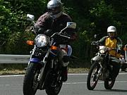 山陰のバイク乗り