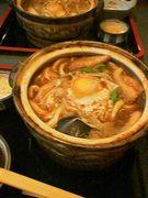 名古屋の『味噌煮込み』