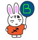 ☆射手座  卯年  B 型☆