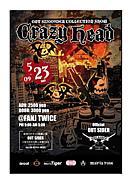 CRAZY HEAD     新ブランド
