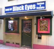 Black Eyes Tattoo Studio