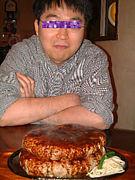いかばーぐが食べたい!