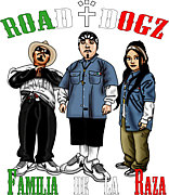ROAD†DOGZ-Familia de la Raza-
