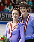 Vanessa Crone & Paul Poirier
