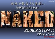 NAKED -secret underwear party
