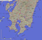 鹿児島から東京に出てきました
