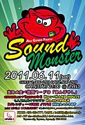 Sound Monster@LEVEL3