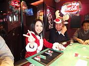 渋谷でポーカー